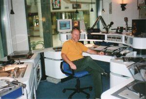 Ferry Maat Radiostudio