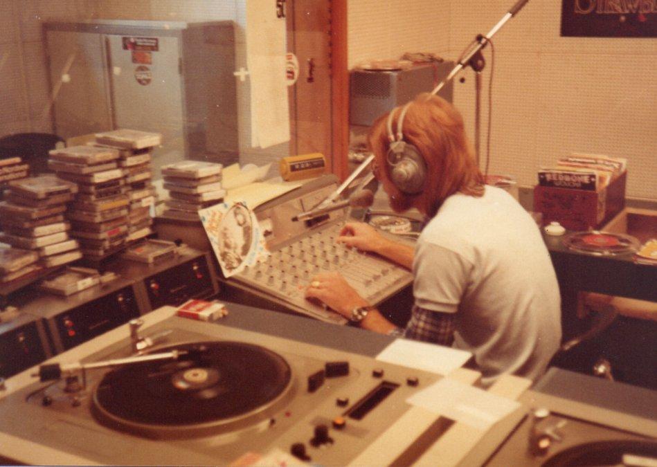 Ferry Maat Radio Noordzee